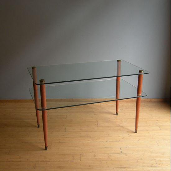 Immagine di Tavolino da centro anni 50