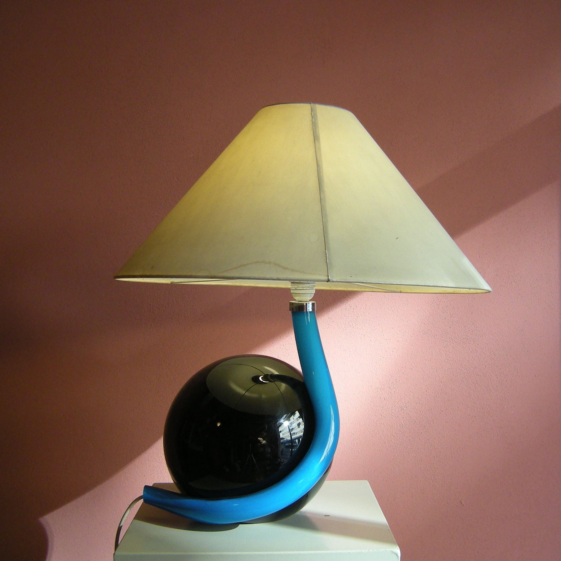 Lampada Da Tavolo Anni 60 Lelabo Modernariato E Design A